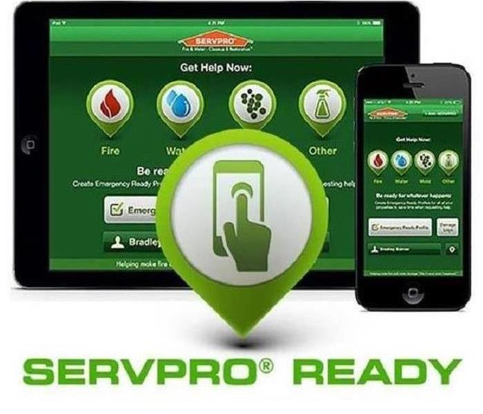 Why SERVPRO Ready for Whatever Happens