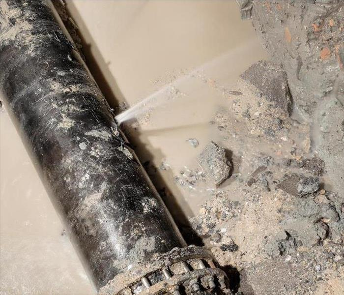 Water Damage Three Steps To Take When Handling Broken Pipes