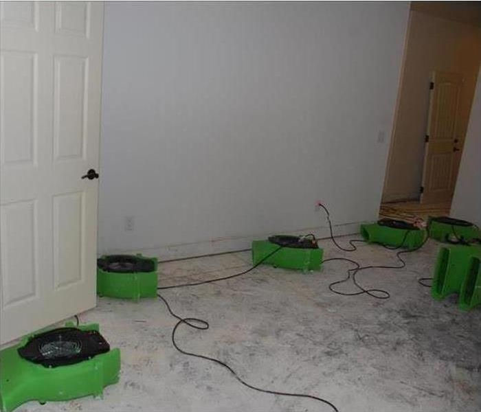 Why SERVPRO 3 Ways Storm Damage Cleaning Is Different From Other Water Damage Cleaning