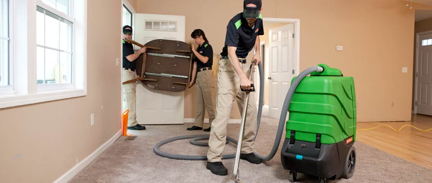 St Petersburg, FL residential restoration cleaning